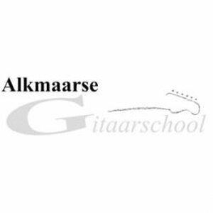 Alkmaarse Gitaarschool logo