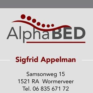 Alphabed Zaanstad logo