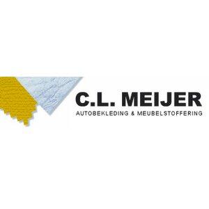 C.L. Meijer Autobekleding / Meubelstoffering logo
