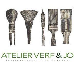 Atelier Verf & Jo logo