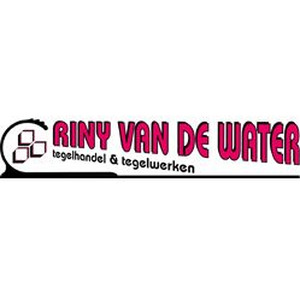 Tegelwerken Riny van de Water logo