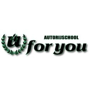 Autorijschool For You logo