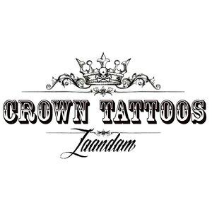 Crown Tattoos logo