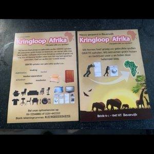 Kringloop AFRIKA logo