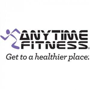 Anytime Fitness Zuidas logo
