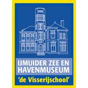 IJmuider Zee- en Havenmuseum logo