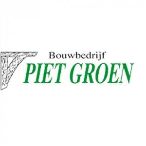 Bouwbedrijf Piet Groen logo