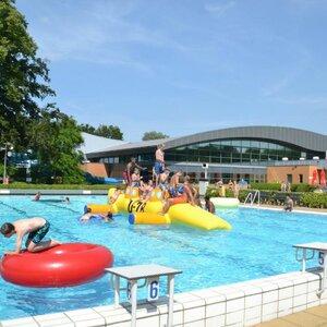 Sportloket Velsen Zwembad de Heerenduinen image 4