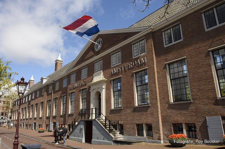 Hermitage Amsterdam verwelkomde in 2017 503.000 bezoekers