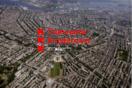 Sluiting woning in flat Kikkenstein