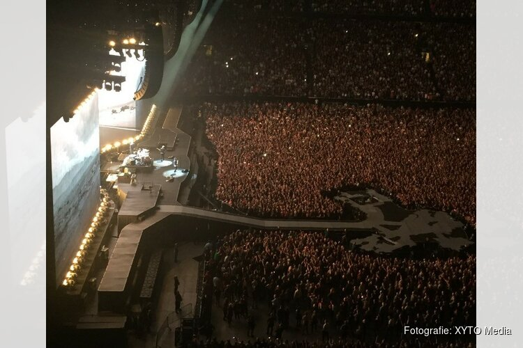 U2 naar Ziggo Dome op 7 oktober