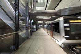 Open Dag Noord/Zuidlijn bij station De Pijp