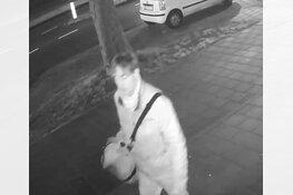 Amsterdam - Gezocht - Man steelt meerdere beveiligingscamera's