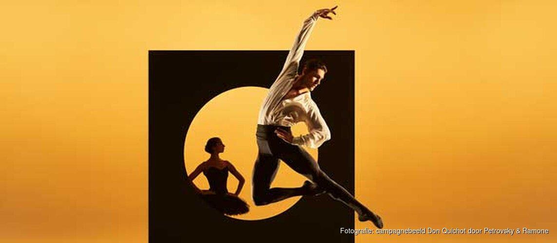 Don Quichot terug bij Het Nationale Ballet