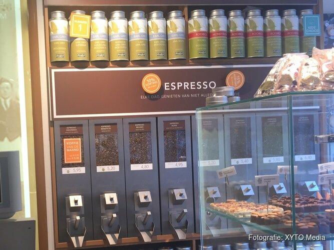 Proef nu de koffie van de maand bij Simon Lévelt Jodenbreestraat
