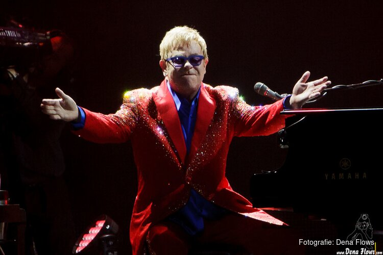 Elton John naar Ziggo Dome voor afscheidstournee