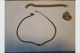 Van wie zijn deze bij een cv-monteur en een goudopkoper aangetroffen gestolen sieraden?
