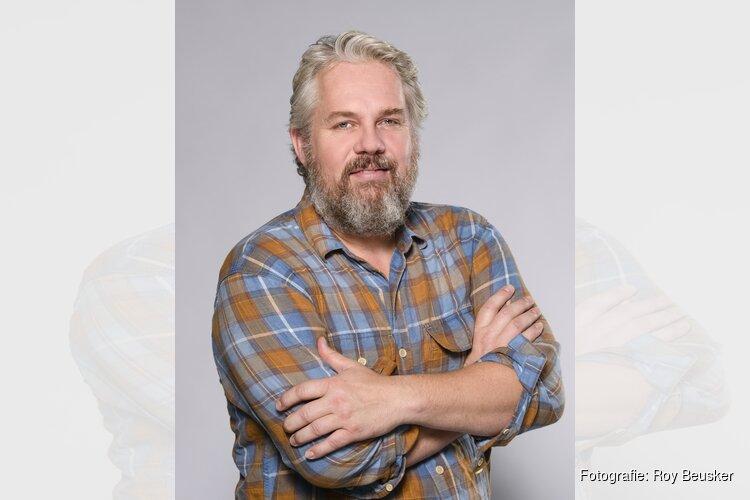 Thomas Acda wint award voor Beste Mannelijke Hoofdrol