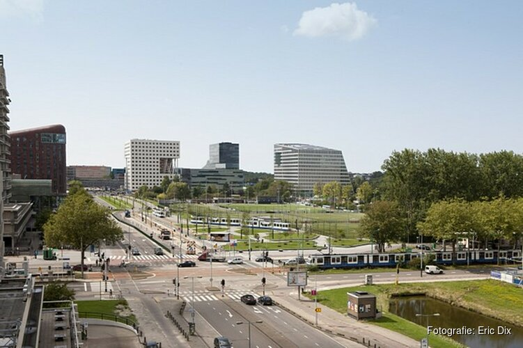 Eerste Roze Loper voor maatschappelijke voorziening in Amsterdam Zuid