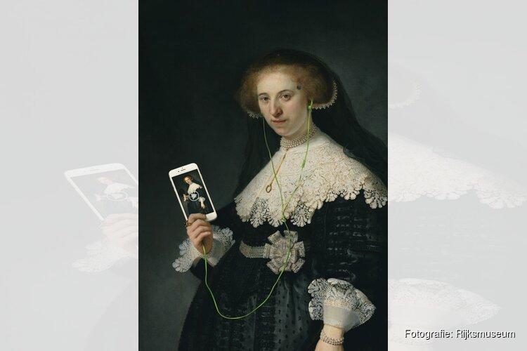 Het Rijksmuseum in je broekzak
