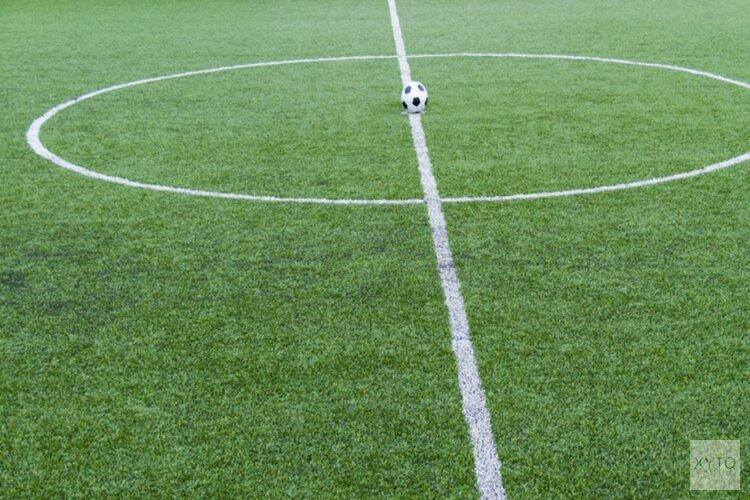 Jeugdspeler Zeeburgia gereanimeerd op voetbalveld
