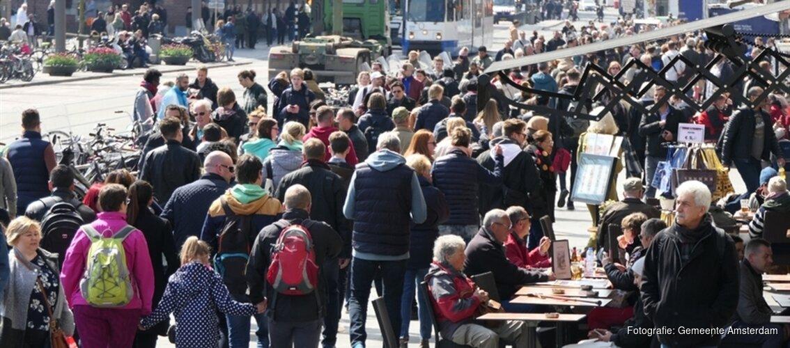 """Zef Hemel: """"Amsterdam moet naar twee miljoen inwoners"""""""