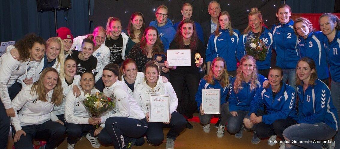Sportverkiezing Nieuw-West 2017