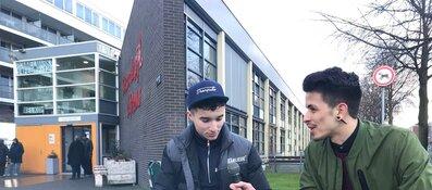 Straatinterviews in Oud Noord