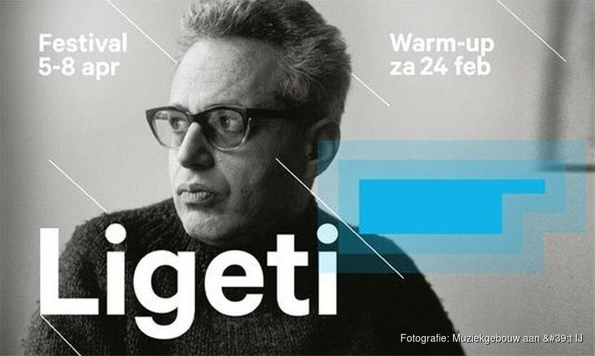Warm-up avond Ligeti: dé kennismaking met een groot componist