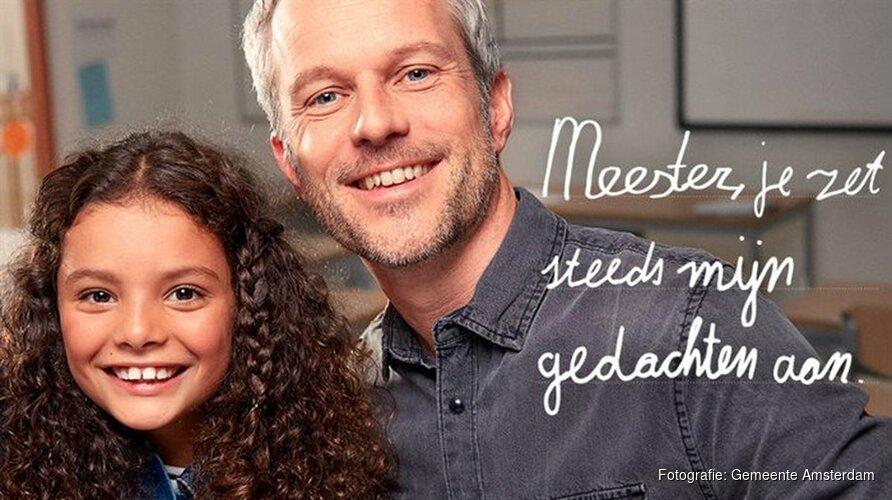 Amsterdam stelt financiële vergoeding beschikbaar voor nieuwe leraren
