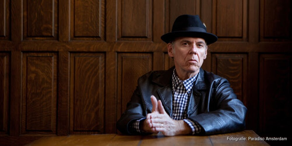 Paradiso presenteert John Hiatt & the Goners