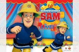 Familiemusical Brandweerman Sam Live!
