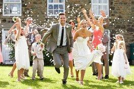 Gefeliciteerd, jullie gaan trouwen!