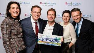 Goed Geld Gala: genereuze bijdrage BankGiro Loterij voor culturele sector