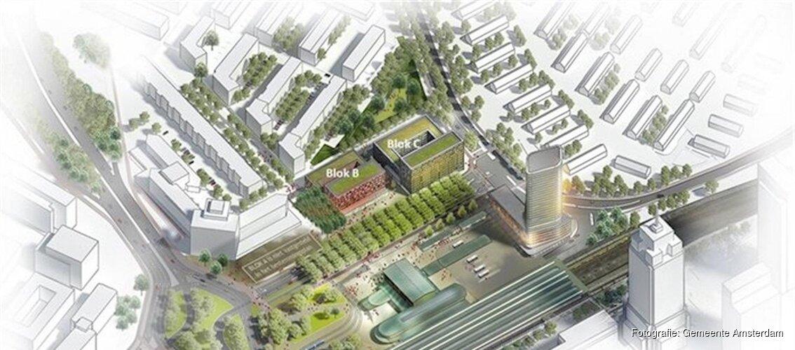 Vaste plek voor creatieven in nieuwbouwcomplex Amstelstation