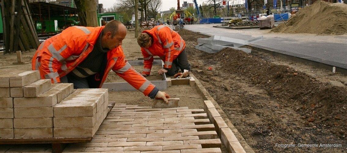 Onderhoudswerkzaamheden Binnen Oranjestraat