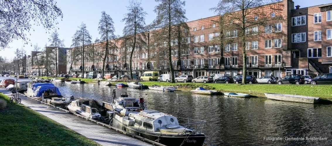 Nieuw in Amsterdam: meldpunt woningkwaliteit
