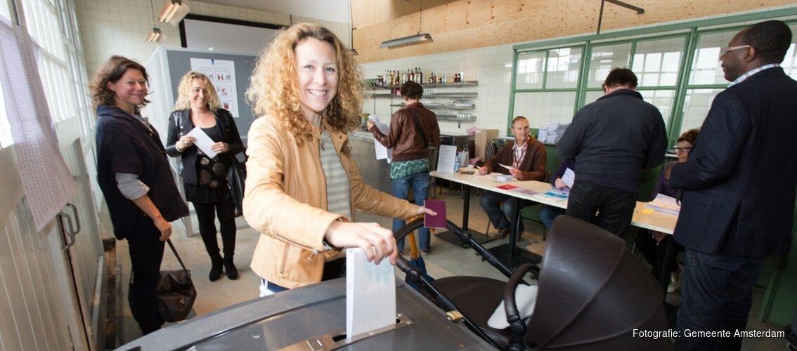 Welke Amsterdammers zitten er straks in de stadsdeelcommissies?