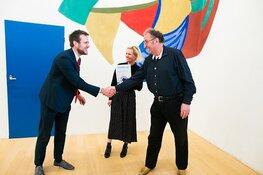 Stedelijk ontvangt als eerste museum in Amsterdam het predicaat 'dementievriendelijk' van Alzheimer Nederland