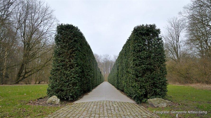 Werk op Dachaupad en de Heuvel