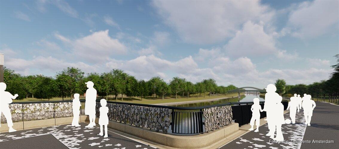 Start werkzaamheden nieuwe entree Noorderpark