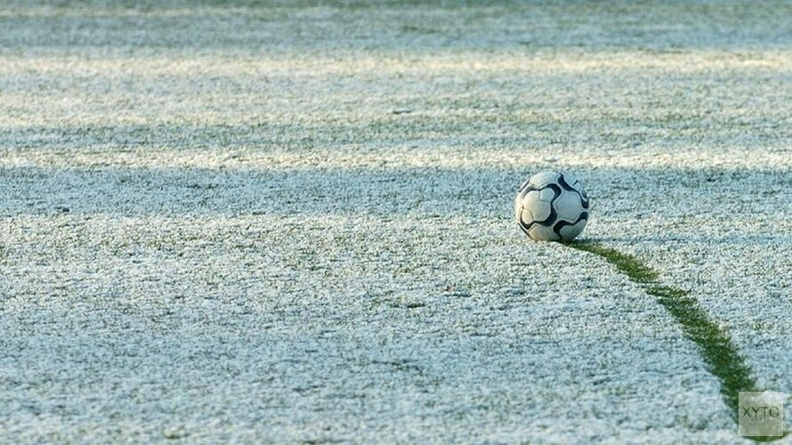 Voetbal op zaterdag afgelast voor pupillen tot en met O11