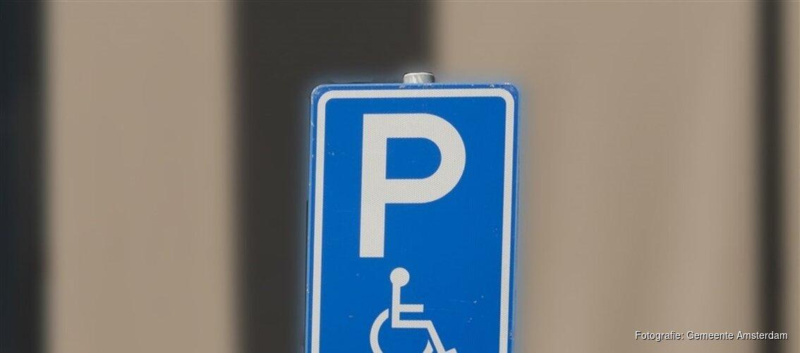 Gehandicaptenparkeerplaats: u heeft inspraak