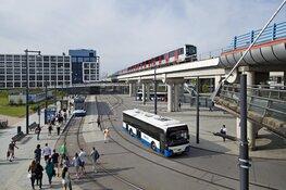 Hoge scores klanttevredenheid openbaar vervoer in de vervoerregio Amsterdam