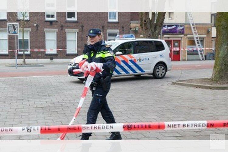 Twee gewonden na beschieting café