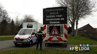 Rotterdamse moordzaak leidt richting Amsterdam en Diemen