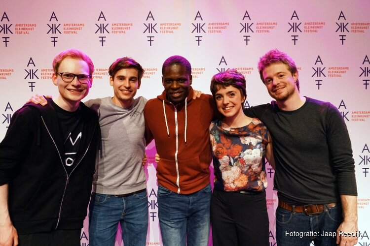 Finalisten AKF Sonneveldprijs 2018 bekend