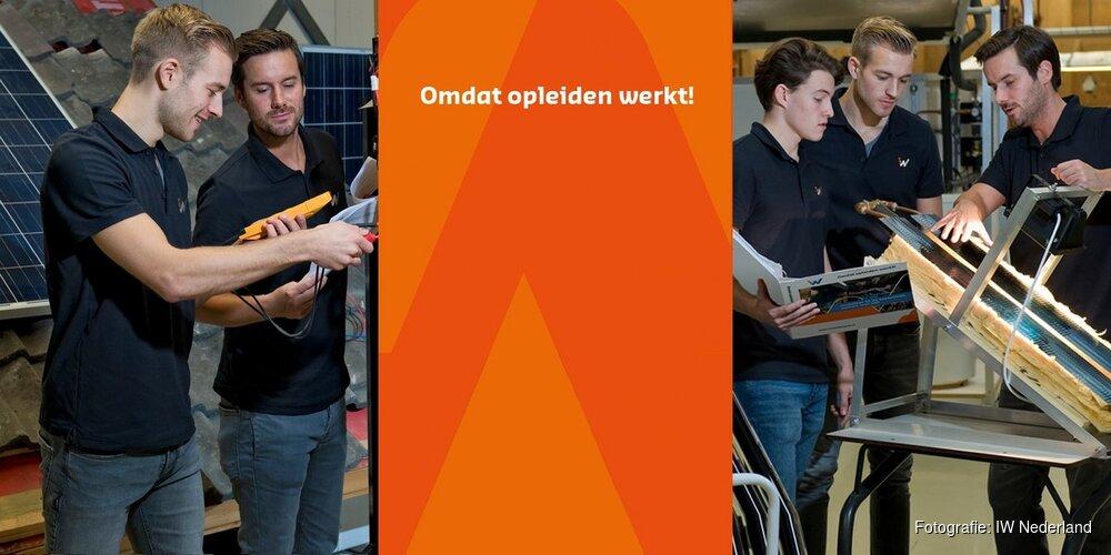 IW-Hoord Holland (locatie Amsterdam) ze zich in voor meer meiden in de techniek!