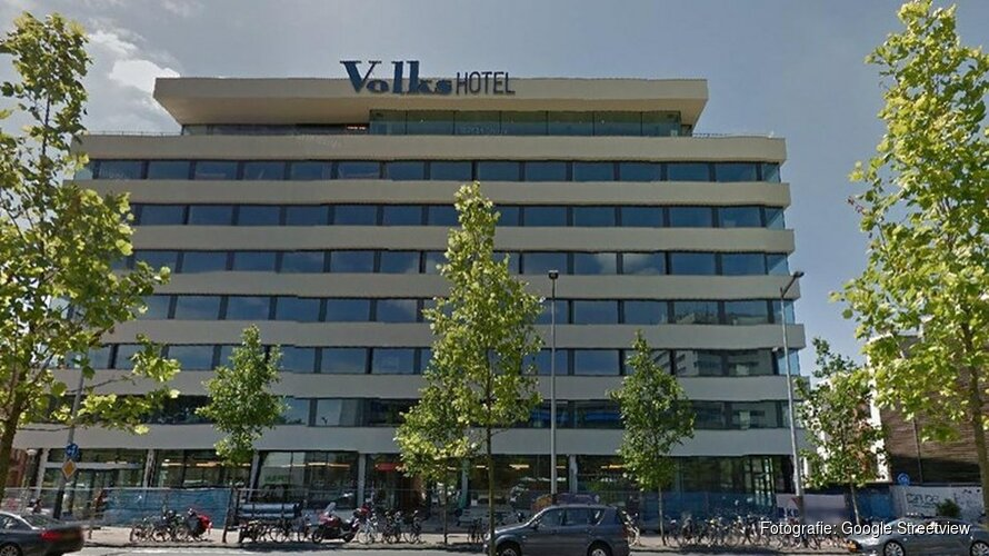 Recordjaar voor Amsterdamse hotels