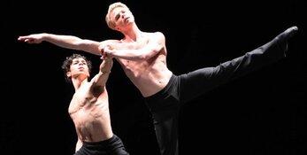 Marijn Rademaker & Daniel Camargo genomineerd voor Benois De La Danse 2018